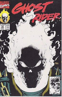 Marvel Comics Group! Ghost Rider! Issue 15!