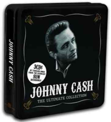 Johnny Cash-The Ultimate Collection  CD / Box Set NEW