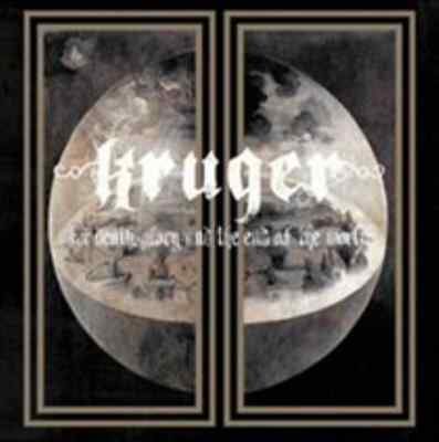 Kruger-For Death, Glory and the End of the World  CD Digipak NEU