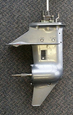 Yamaha 9.9 4S High Thrust 15in Short Lower Unit Gear Box outboard engine