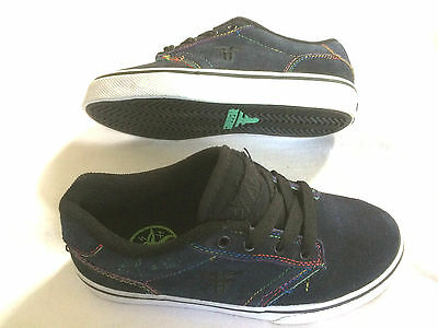 Fallen Slash (double rainbow) Skateboard Skate Shoes Schuhe Brian Hansen kids