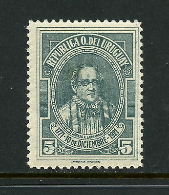 Uruguay 1921  #250  Larranaga bishop, writer scientist   1v.  MNH   H801
