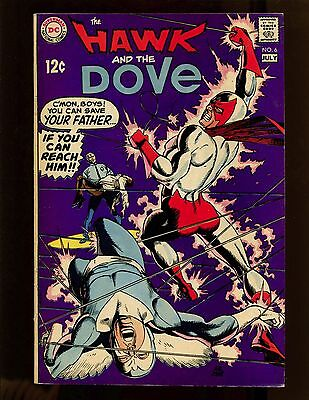 Hawk and the Dove #6 VG (Looks VF) Kane