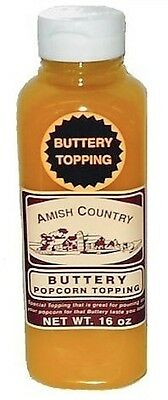 1 bottle of Amish Country Buttery Popcorn Topping with FREE Shipping!
