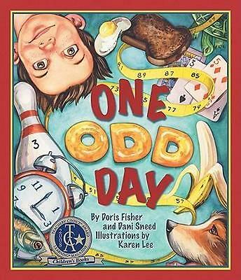 NEW One Odd Day By Doris Fisher Paperback Free Shipping