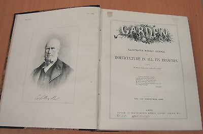 The Garden, Vol. 54 - Christmas, 1898