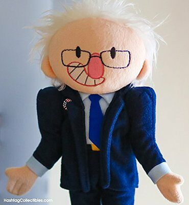 Bernie Sanders - the stuffed doll!