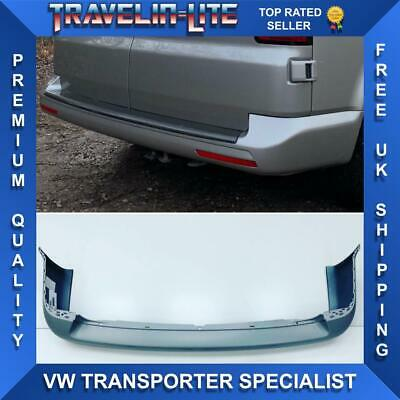 For VW T5 Transporter 03 - 15 Rear Bumper Smooth Primed 2012 Style Great Quality