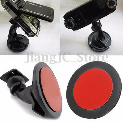Car Suction Cup Adhesive Dash Dashboard Mount Holder Disc Pad GPS Phone Stand