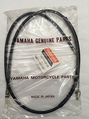 Yamaha Rd250 C Clutch Cable Genuine Part 1A02633510