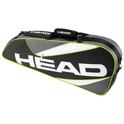 Head Elite 3 Tennis Racket Equipment Bag RRP £49.99