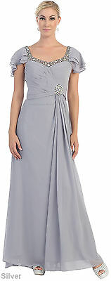 Sale! Banquet Formal Dresses Evening Special Occasion Gown Plus Size Under $100