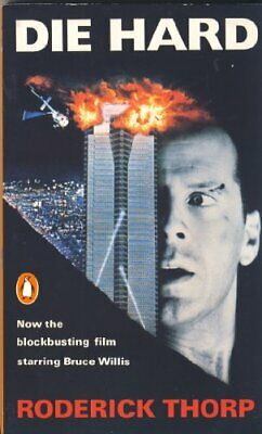 Die Hard, Thorp, Roderick Paperback Book The Cheap Fast Free Post