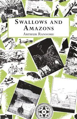 Swallows And Amazons, Ransome, Arthur Paperback Book The Cheap Fast Free Post