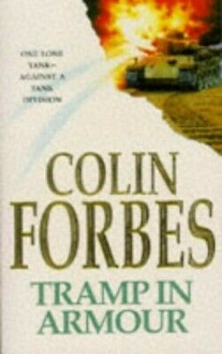 Tramp in Armour by Forbes, Colin Paperback Book The Cheap Fast Free Post