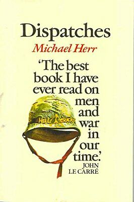 Dispatches (Picador) by Herr, Michael Paperback Book The Cheap Fast Free Post