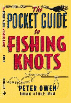 Pocket Guide to Fishing Knots by Owen, Peter Paperback Book The Cheap Fast Free