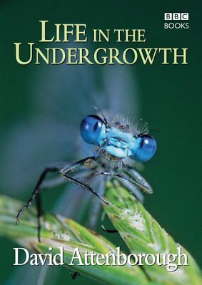 Life in the Undergrowth, David Attenborough Productions Ltd Hardback Book The