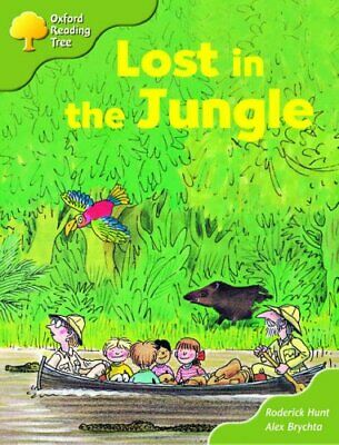 Oxford Reading Tree, Stage 7, The Magic Key: Lost in by Roderick Hunt 0198452209