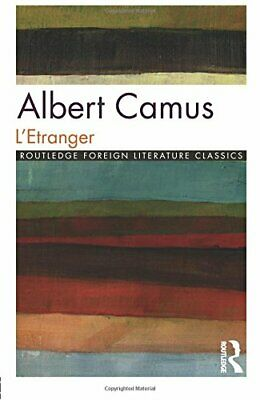 L'Etranger by Albert Camus Paperback Book The Cheap Fast Free Post