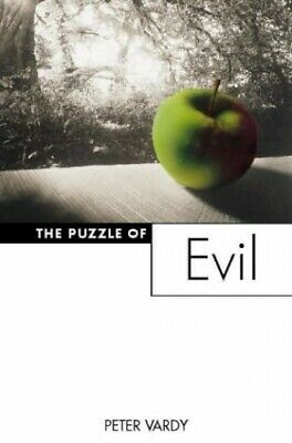 The Puzzle of Evil by Vardy, Peter Paperback Book The Cheap Fast Free Post