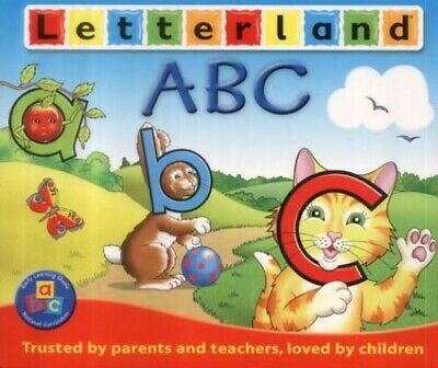 ABC (Letterland) (Letterland Picture Books) by Wendon, Lyn Paperback Book The