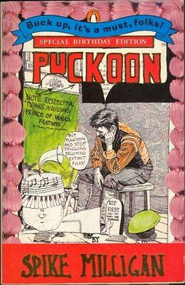 Puckoon, Milligan, Spike Paperback Book The Cheap Fast Free Post