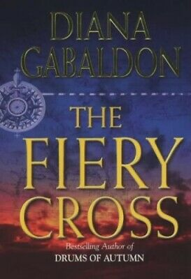The Fiery Cross by Gabaldon, Diana Paperback Book The Cheap Fast Free Post