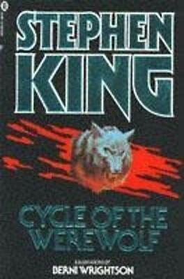 Cycle of the Werewolf, King, Stephen Paperback Book The Cheap Fast Free Post