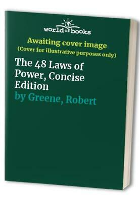 The 48 Laws of Power, Concise Edition by Greene, Robert Paperback Book The Cheap