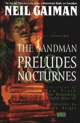 The Sandman: Preludes and Nocturnes (The Sandman, Vo... by Neil Gaiman Paperback