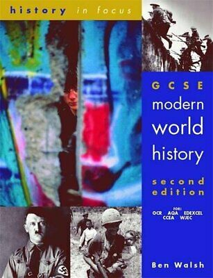 GCSE Modern World History 2nd Edn Student's Book (His... by Walsh, Ben Paperback