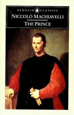 The Prince (Penguin Classics) by Machiavelli, Niccolo Paperback Book The Cheap
