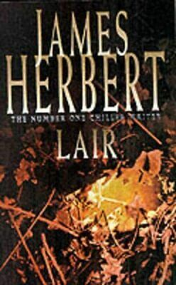Lair by Herbert, James Paperback Book The Cheap Fast Free Post