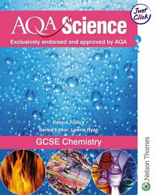 AQA Science GCSE Chemistry: Students' Book by Fullick, Patrick Paperback Book