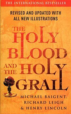The Holy Blood And The Holy Grail by Leigh, Richard Paperback Book The Cheap