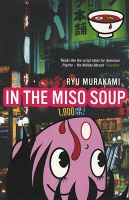 In The Miso Soup by Murakami, Ryu Paperback Book The Cheap Fast Free Post