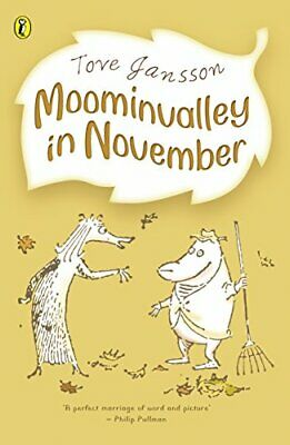 Moominvalley in November (Moomins Fiction) by Jansson, Tove Paperback Book The