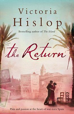 The Return, Hislop, Victoria Hardback Book The Cheap Fast Free Post