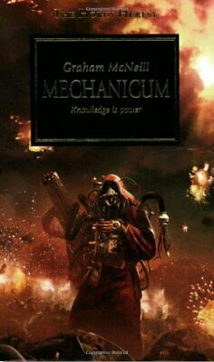 Mechanicum (The Horus Heresy) by McNeill, Graham Paperback Book The Cheap Fast