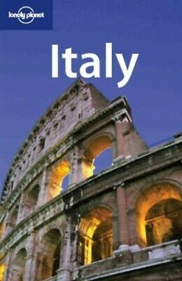 Italy (Lonely Planet Travel Guides) by Simonis, Damien Paperback Book The Cheap