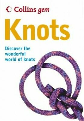 Knots (Collins Gem) by Bounford, Trevor Paperback Book The Cheap Fast Free Post