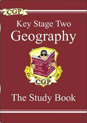 KS2 Geography: The Study Book by CGP Books Paperback Book The Cheap Fast Free