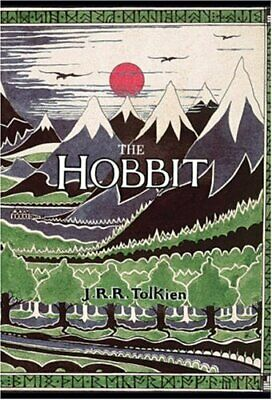 The Hobbit: 70th Anniversary Edition by Tolkien, J. R. R. Hardback Book The
