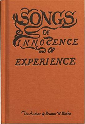 Songs of Innocence and of Experience by William Blake Hardback Book The Cheap