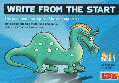 Write from the start: Unique Programme to Develop the... by Addy, Lois Paperback