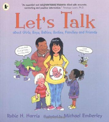 Let's Talk About Girls, Boys, Babies, Bodies, F... by Harris, Robie H. Paperback