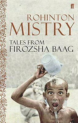 Tales from Firozsha Baag by Mistry, Rohinton Paperback Book The Cheap Fast Free