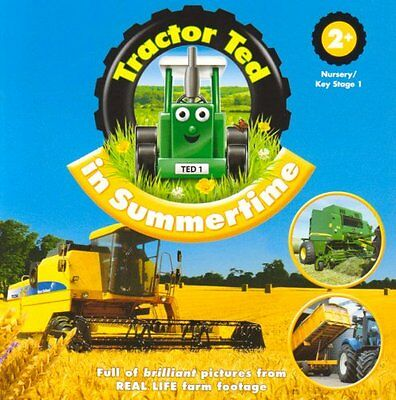 Tractor Ted in Summertime, Heard, Alexandra Paperback Book The Cheap Fast Free