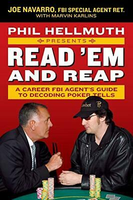 Phil Hellmuth Presents Read 'Em and Reap: A C... by Hellmuth Jr., Phil Paperback